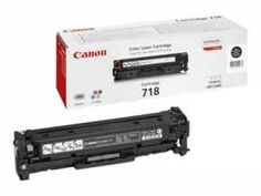 CANON CRG-718BK catridge black LBP7200Cd