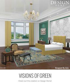 My Design, House Design, Oversized Mirror, Divider, Room, Furniture, Home Decor, Bedroom, Decoration Home