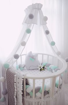 baby boy nursery room ideas 584060645408763554 - 30 Very Adorable Baby Boy Nurseries Ideas for Moms – Source by babyonlinepins Baby Bedroom, Baby Boy Rooms, Baby Room Decor, Baby Boy Nurseries, Baby Cribs, Nursery Room, Kids Bedroom, Baby Beds, Bed For Baby