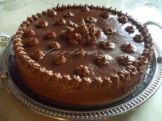Čokoládová torta - obrázok 14 Tiramisu, Cake, Ethnic Recipes, Food, Kuchen, Essen, Meals, Tiramisu Cake, Torte