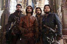 The Musketeers Season 2, The Musketeers Tv Series, Bbc Musketeers, The Three Musketeers, Aramis And Athos, Howard Charles, Luke Pasqualino, Tom Burke, Bbc Drama