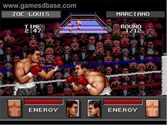 "Greatest Heavyweights of the Ring (SEGA) ""Don't run away"""
