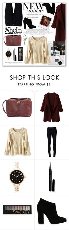 """""""Bag Shein"""" by jmagambetova ❤ liked on Polyvore featuring Chanel, WithChic, Ström, Marc by Marc Jacobs, Marc Jacobs, Forever 21, Giuseppe Zanotti, fashionset and shein"""