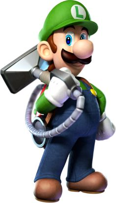 File:Luigi Pose - Luigi's Mansion Dark Moon.png