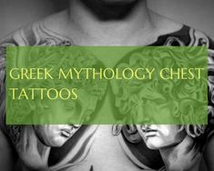 Tattoos showed up in various pieces of the world for all intents and purposes freely and simultaneou Chest Tattoo Pics, Eagle Chest Tattoo, Physical Fitness Program, Tattoo Spots, Writing Tattoos, Chest Tattoos For Women, Tattoos Gallery, Greek Mythology, Picture Tattoos