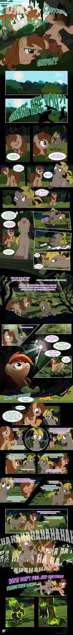 My Little Sterelis chap 2 pg 37 by JaDeDJynX.deviantart.com on @DeviantArt