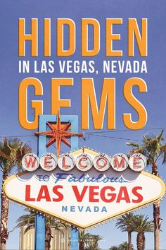Do a Vegas trip off the strip and explore these hidden gems!