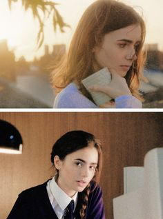 Lily Collins | Love, Rosie