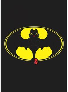 Camiseta COMO TREINAR SEU BATMAN