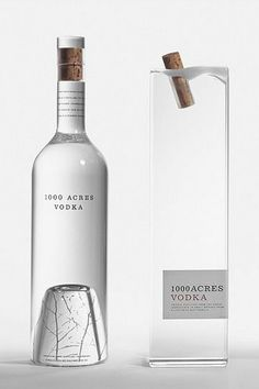 1000 Acres Vodka | @palmingpebbles