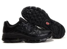 AE5dsV Nike Air Max Tn Shoes Mens Black