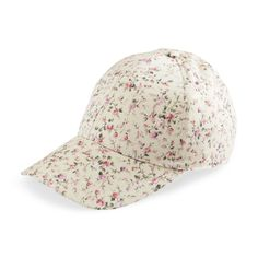 Dream Out Loud by Selena Gomez Junior's Printed Baseball Cap - Floral