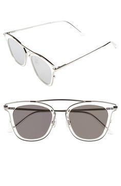 TOME x Gentle Monster 'Supernature' 51mm Retro Sunglasses available at #Nordstrom