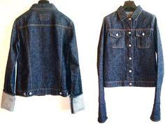 Helmut Lang denim jacket - Google Search