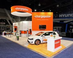 -ChargePoin+ exhibit by Skyline Exhibits. See more at www.skyline.com/filters/portfolio