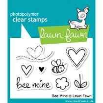 Sellos Abejita Bee Mine Stamp Lawn Fawn