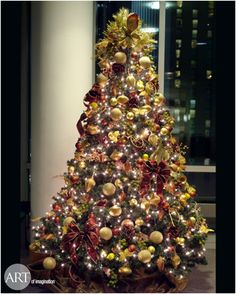 Art of Imagination does Holiday Decor in Chicago's landmark venues.