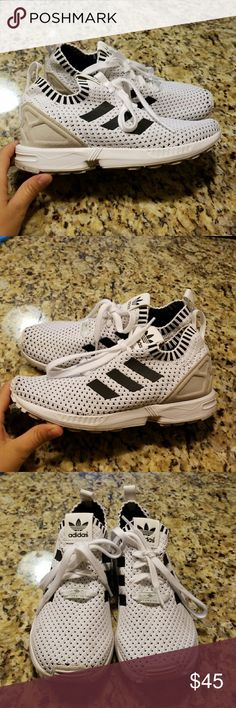 best loved 4739f 5a316 ... uk boysadidas original zx flux primeknit bb2402 bd95a f2677