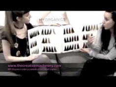 #MyOrganics, #tratamientos #capilares #color #Italia #Cosmobelleza #AmaliaFumanal ®