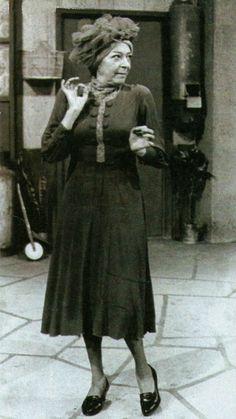 RoRrrrro !!! Jajajaja Doña Clotilde . La Bruja del 71