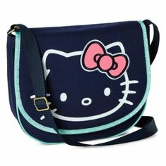 Hello Kitty® Mini Messenger Bag  found at @JCPenney