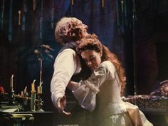 Mark Campbell and Julia Udine-Phantom of the Opera.