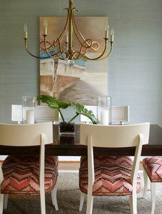 Interior Designer Kara Cox + Photographer Stacey Van Berkel | Featuring the Double Twist Five-Light Chandelier: SC5005