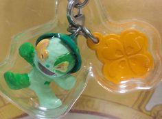 Ao no Blue Exorcist Greenman Ni chan Mascot Figure Strap Banpresto JAPAN ANIME
