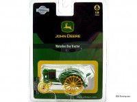John Deere Waterloo Boy Tractor 1:50 Scale Diecast Oil Warmer, Hard Rock, Farming, Diecast, Tractors, Knives, Scale, Toys, Weighing Scale