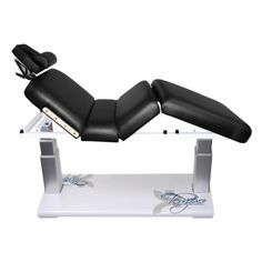 TEMPO DELUXE LIFT MASSAGE TABLE     This incredible new table does the hardest part of the work for you so you can focus on your client and give them the treatment they deserve! Whether you are a Massage Therapist, Aesthetician or any type of Manual Therapy Specialist, you deserve the convenience and luxury the TEMPO offers. This multi-functional table features an innovative design that allows you to not only raise or lower your client for maximum leverage and ergonomics, $3069