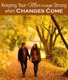 Handling Stress in Marriage: Keeping your marriage strong through seasons of stress and change