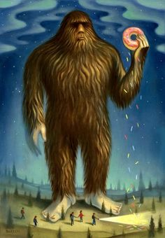 Bigfoot.