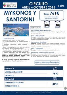 GRECIA: Mykonos y Santorini desde 761€ + tasas ultimo minuto - http://zocotours.com/grecia-mykonos-y-santorini-desde-761e-tasas-ultimo-minuto-3/