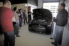 Motor Trend Review of AMS Performance's 1100-horsepower Nissan GT-R Alpha 12.  http://blog.amsperformance.com/2012/04/24/going-plaid-in-ams-performances-1100-horsepower-nissan-gt-r-alpha-12/