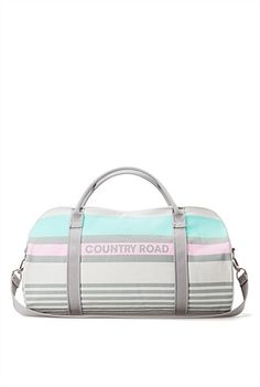 50c4718768b2 Loving the pastel colours of this country road bag!