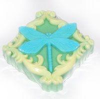 Dragonfly Glycerin Soap by skinsationssoap on Etsy
