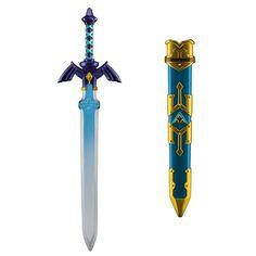 Kids The Legend of Zelda: Link Costume Sword, Blue