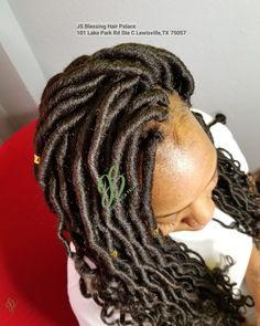 Faux Locs, Braids, Dreadlocks, Hair Styles, Crochet, Beauty, Bang Braids, Hair Plait Styles, Extensions