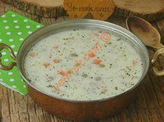 Sofralarınıza yakışacak, oldukça lezzetli, besleyici ve doyurucu bir çorba tarifi...