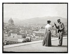 Firenze Primi '900   #TuscanyAgriturismoGiratola