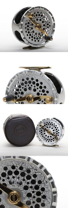 Bickersteth Classic 2 Salmon Fly Reel for sale online Fly Fishing Equipment, Fly Fishing Gear, Fly Fishing Rods, Fishing Stuff, Fly Rods, Fishing Tackle, Best Fishing Reels, Fishing Reels For Sale, Saltwater Fly Reels