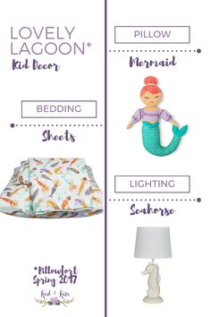 Lovely Lagoon is all about mermaids and coral colors! Target's Pillowfort Spring Collection for Kids Mermaid Bedding, Mermaid Bedroom, Mermaid Kids Rooms, Girl Nursery Colors, Mermaid Wall Decor, Sienna, Bathroom Red, Girls Bedroom, Bedroom Ideas