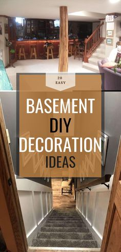 Basement Decor ! Tips For Styling Your Dream Basement #basement #basementdesign Basement Decorating, Decoration, Diy Home Decor, Design Ideas, Decor Ideas, Amazing, Pretty, Tips, Kitchen