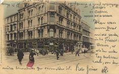 Leipziger Straße 60-61, Café Aschinger, um 1880