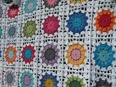 Sun blanket made by Gem(H)aakt door Marijtje. You can find her pattern, in Dutch, here gemhaaktdoormarij...