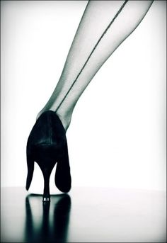 I really find these type of hosiery are very feminine!
