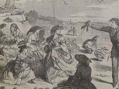 Winslow Homer: 2 Prints. Our Women And The War  & Great Fair...