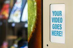 Media Link on your Vending Machine!