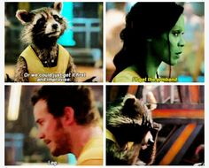 Improvise the Jailbreak   Guardians of the Galaxy movie quotes