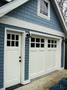Choose the opening style that meets your garage door requirements:   Roll-up in sections, Swing-out, In Swing, Slide, or Fold for your carri...